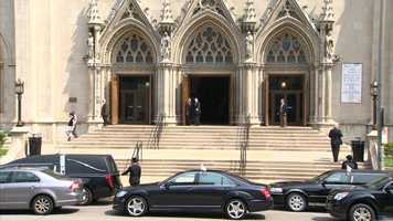 Chuck Noll, the only National Football League head coach to win four Super Bowls, was laid to rest after a funeral Mass at Saint Paul Cathedral in Oakland.