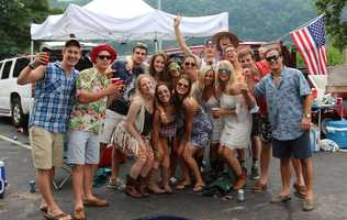 Check out all the Tailgaters and action along the North Shore for the Luke Bryan Concert.  Did you make our photo gallery?