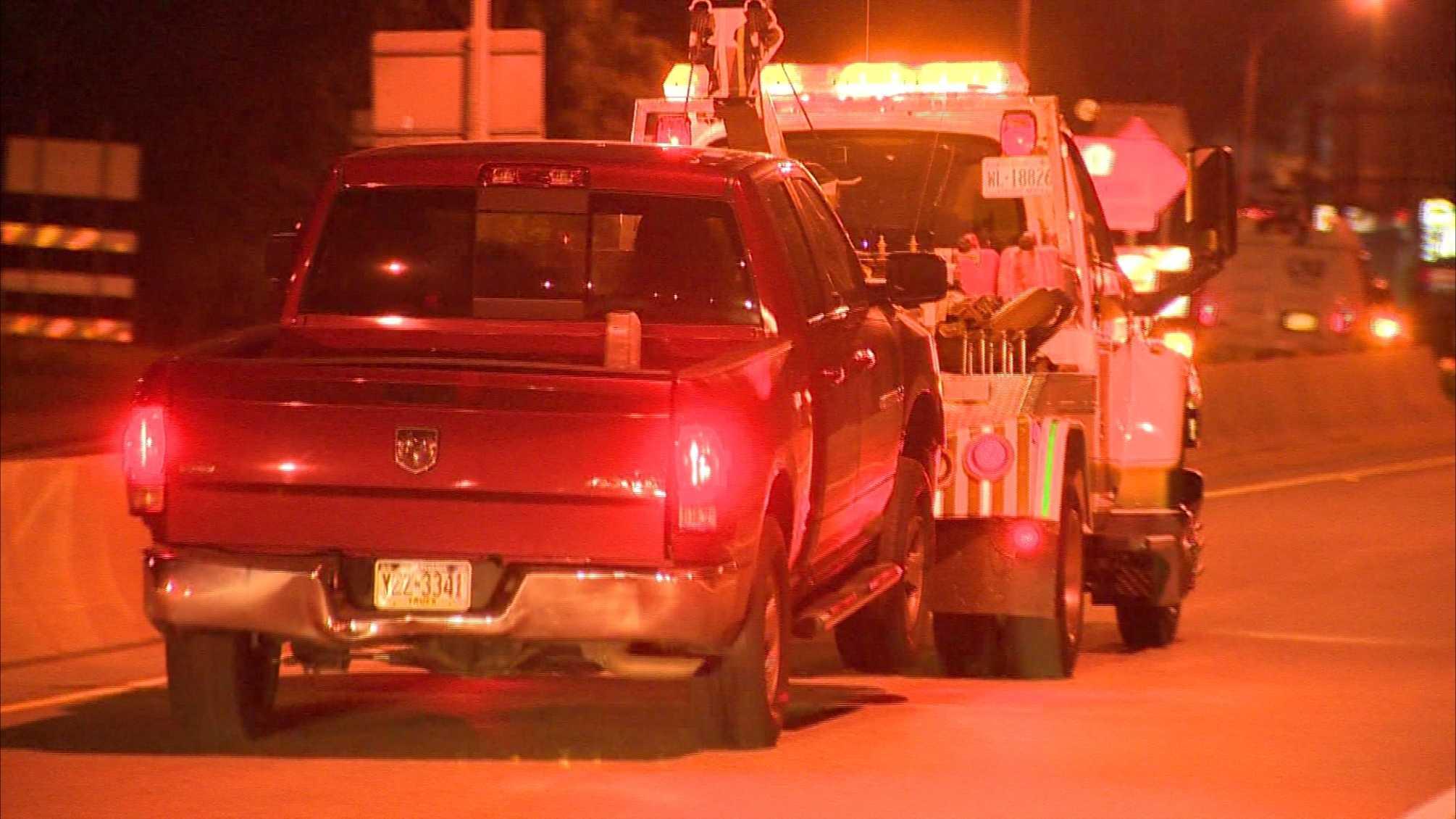 img-chase vehicle towed