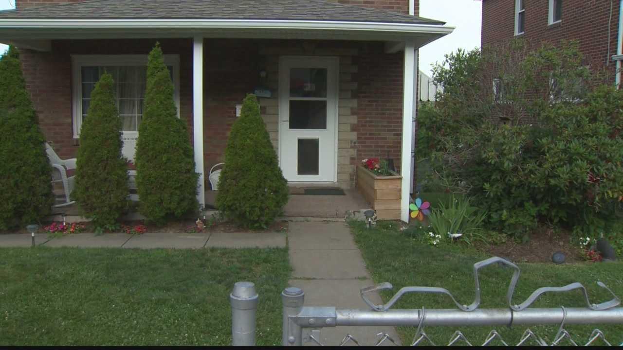 Walton Avenue Carrick burglary