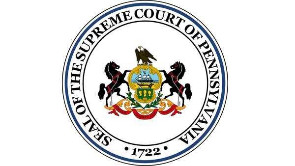 Pennsylvania Supreme Court seal