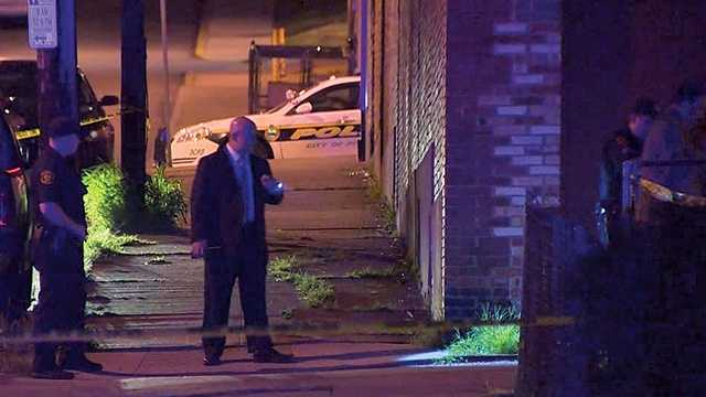 Man killed in Pittsburgh shooting