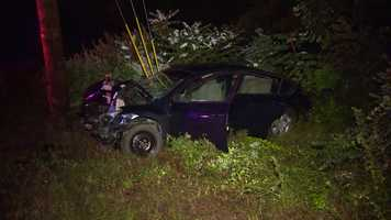 A tow truck driver started pulling victims out of the mangled car on Coraopolis Road early Tuesday morning.