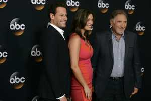 """TCA SUMMER PRESS TOUR 2014 - """"Forever"""" Session - The cast and producers ofABC's """"Forever"""" addressed the press at Disney ¦ ABC Television Group's Summer Press Tour 2014. (ABC/Rick Rowell)"""
