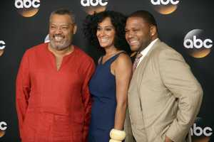 """TCA SUMMER PRESS TOUR 2014 - """"black-ish"""" Session - The cast and producers of ABC's """"black-ish"""" addressed the press at Disney ¦ ABC Television Group's Summer Press Tour 2014. (ABC/Rick Rowell)"""