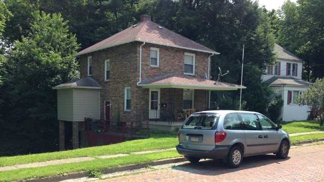 Greenville house minivan