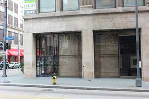 Integra Bank was replaced by National City Bank and later First Niagara Bank. Today, it's vacant.