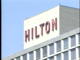 Paris Hilton was only 13 when this downtown hotel near Point State Park still bore the name of the chain that her great-grandfather founded.