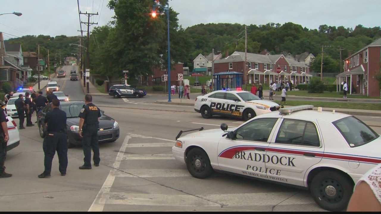 Police believe retaliation is motive in shooting of 4 in Braddock