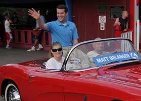 Pittsburgh Action News 4 Anchor/Reporter Matt Belanger