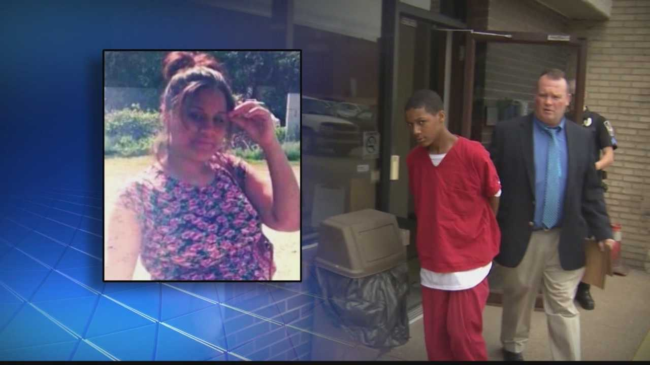 img-Witness testifies in shooting that killed teen s unborn child