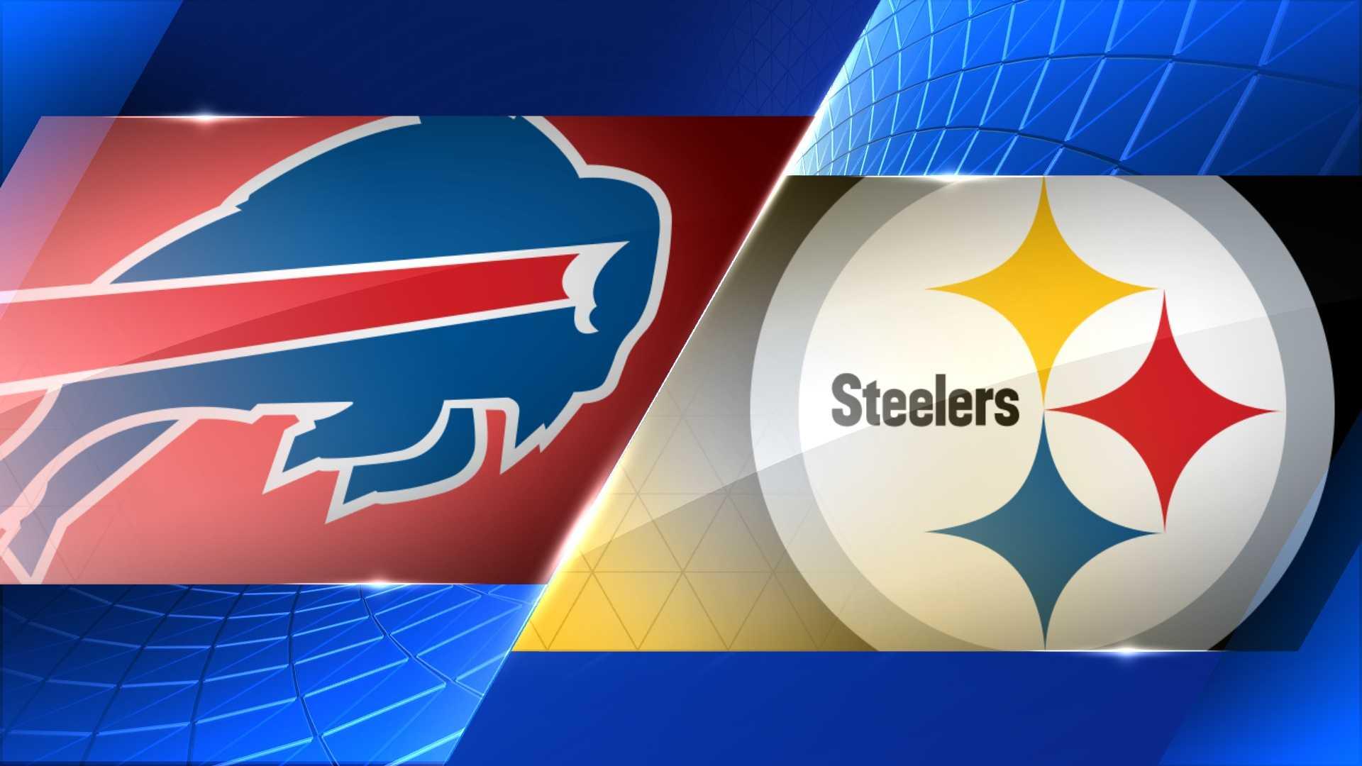 img-Bills at Steelers