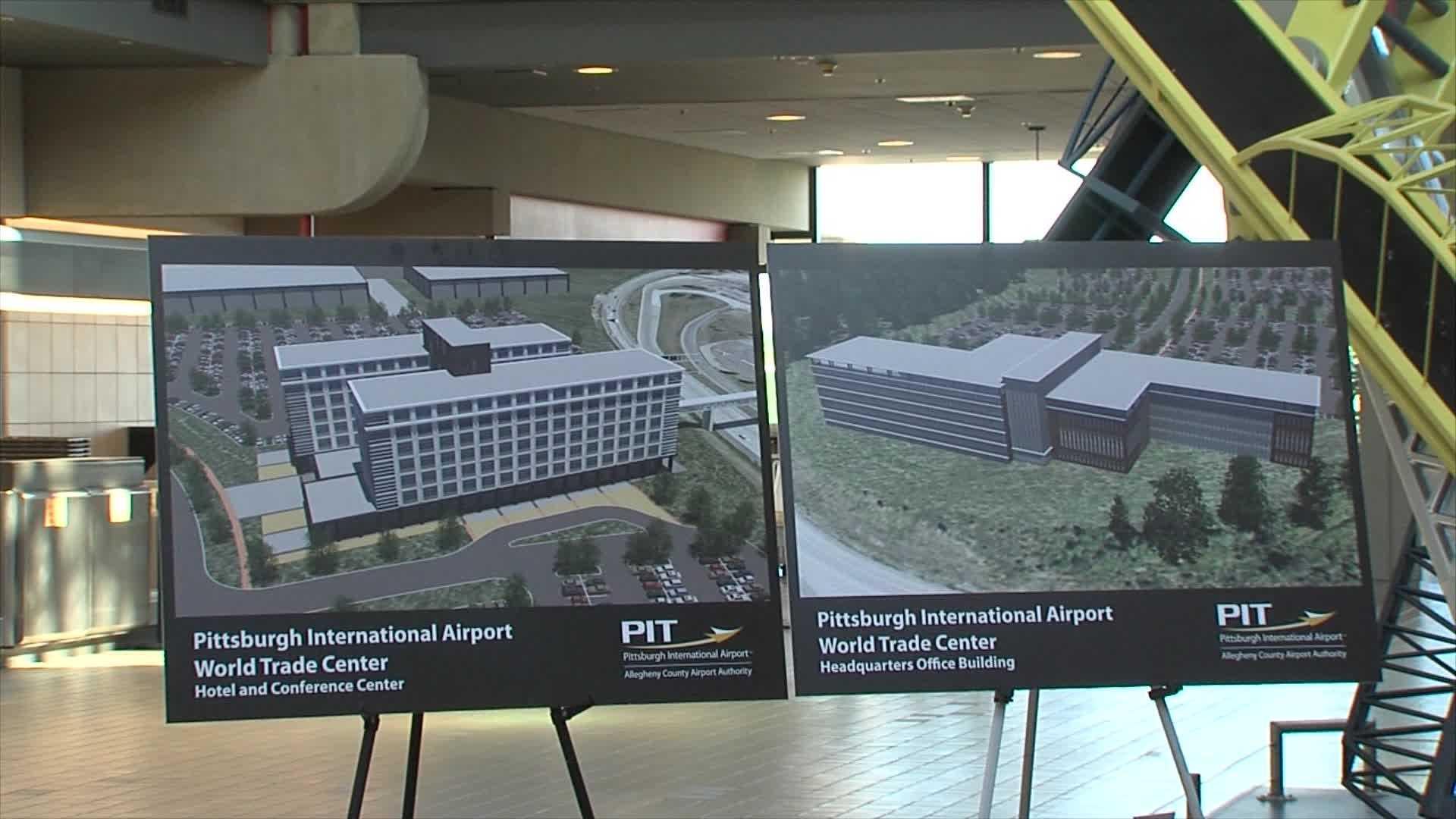Pittsburgh International Airport World Trade Center