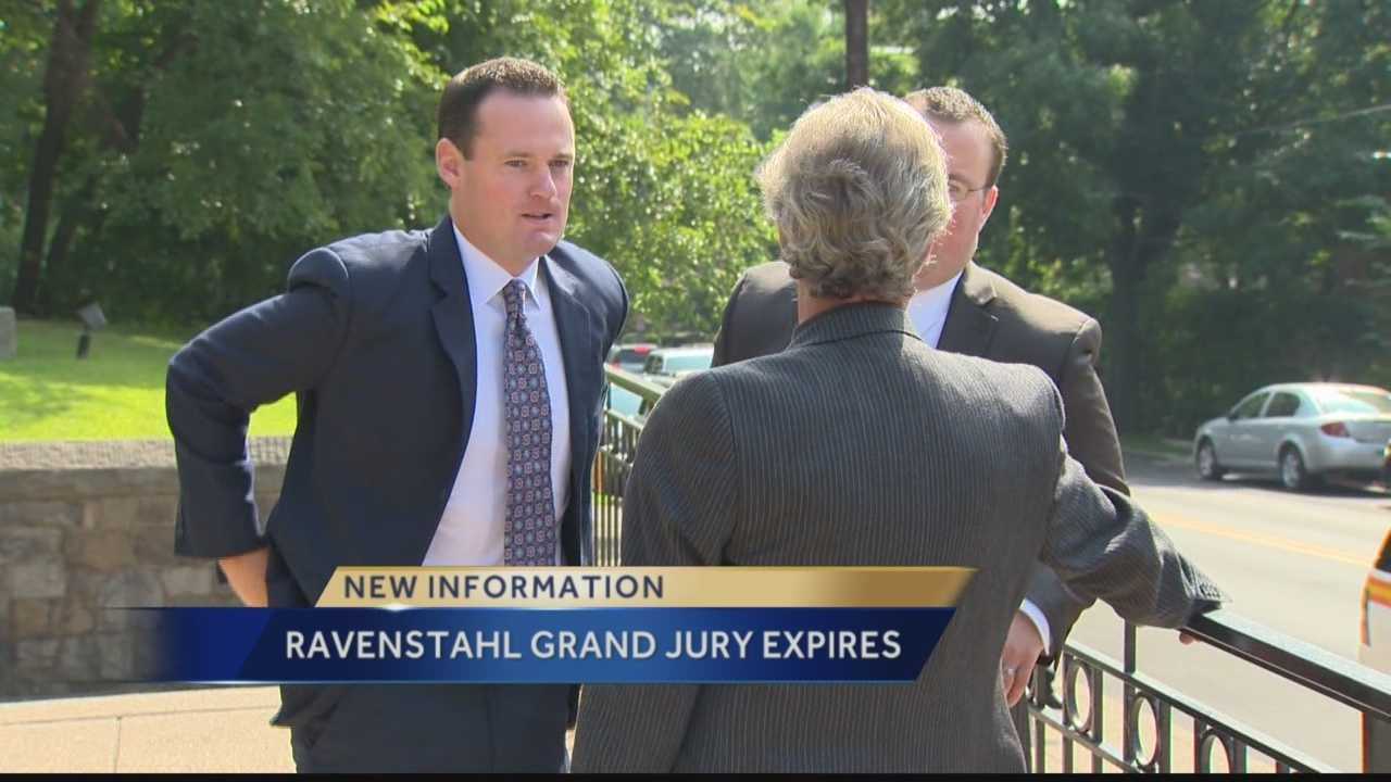 Grand Jury Expires into Luke Ravenstahl's Administration Review