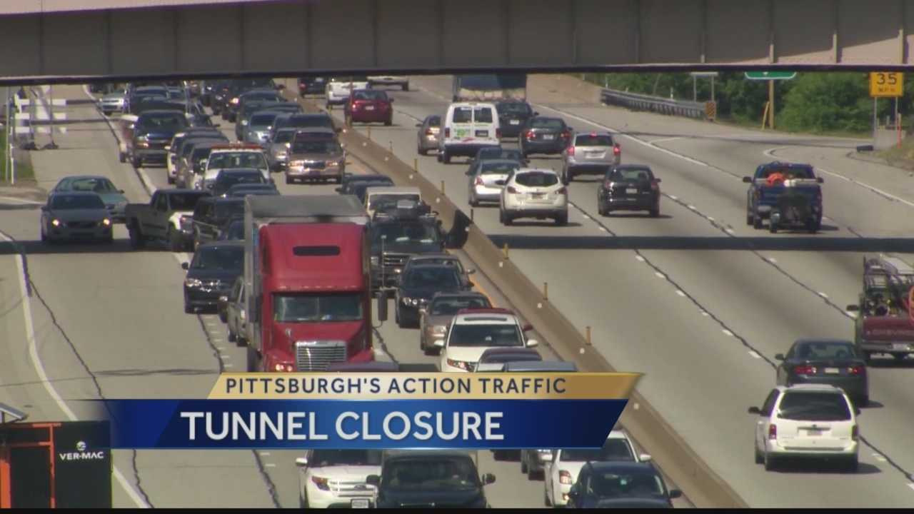 Squirrel Hill Tunnel Closure to Impact Businesses and Colleges