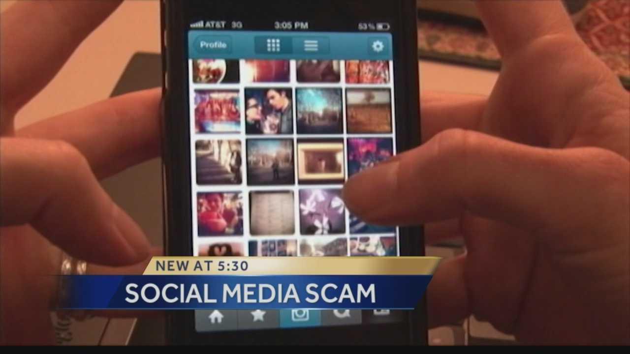 Social Media Scammers: InstaScam