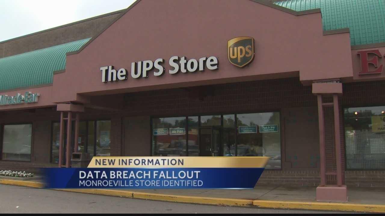 UPS Data Breach: Monroeveille Affected