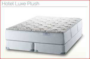 Luxury Hotel Queen Mattress Set, thoughtfully donated by Levin Furniture