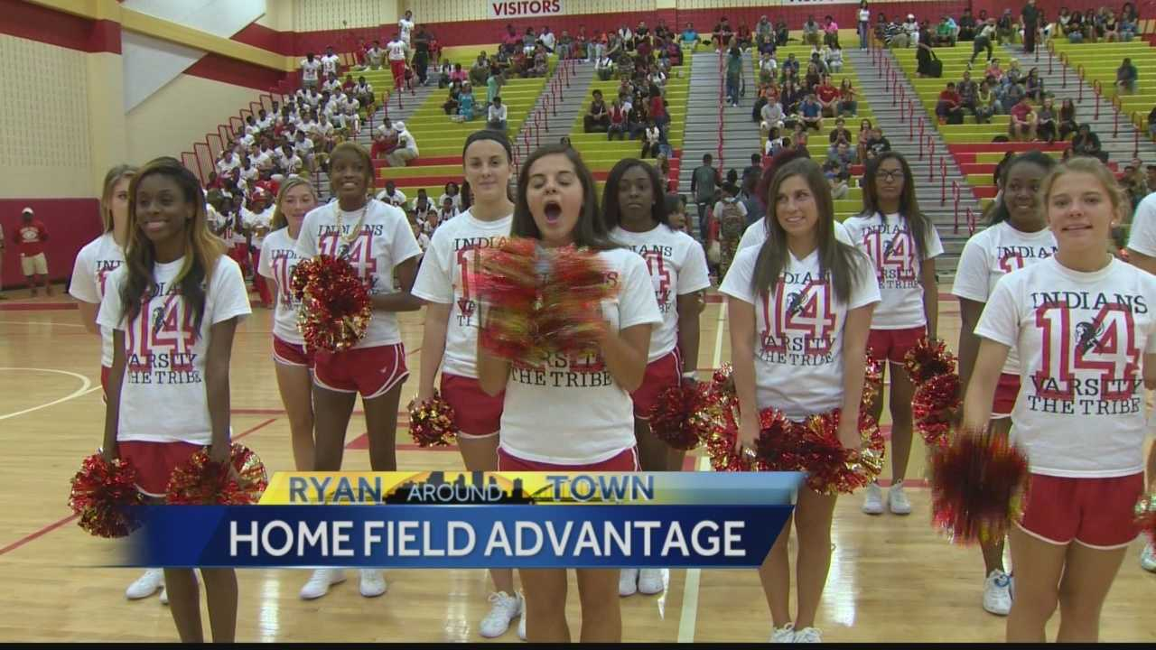 Operation Football: Home Field Advantage at Penn Hills HS