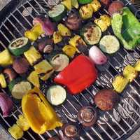 3. Use carrots, beans and other mild veggies for your grilling.