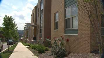Many new homes and apartments have been built in the lower Hill over the past decade, and new construction is continuing in the heart of the Hill District.