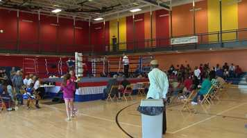 Shields also wants to see affordable recreation for local kids. She recently helped promote the first sanctioned boxing card in the Hill since 1971 -- a community event to boost discipline and help young people avoid the pitfalls of the streets.