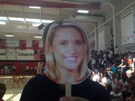Jackie Schafer is still remembered at Elizabeth Forward High School. The weekend morning anchor of Pittsburgh's Action News 4 is an E-F graduate.