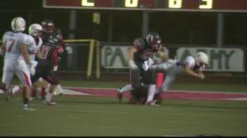 West Allegheny 62, Chartiers Valley 14