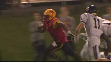 Cardinal Wuerl North Catholic 55, Brentwood 20