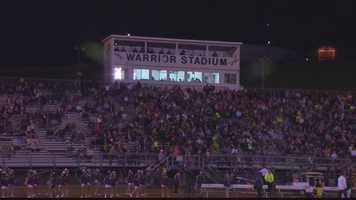 Warrior Stadium at Penn-Trafford High School
