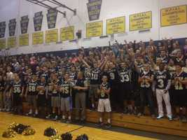 Norwin High School football team