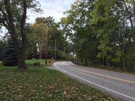 Dorseyville Road in Fox Chapel