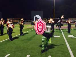Steel Valley High School band