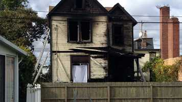 Four children and two adults died in a house fire on Express Alley in McKeesport.