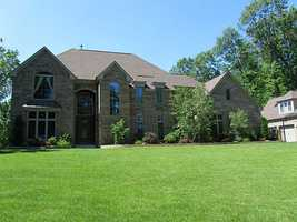 Location: 403 Blackstone Lane, Adams Township, PAWith six bedrooms, six bathrooms, and over 4 acres of land, you will find plenty of space in this beautiful Adams Township home. The property is featured on realtor.com.