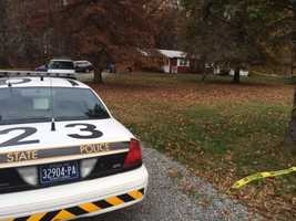 The woman, identified as Tara Sherri Bouie, was found dead in her home on Tenacity Trail in Adams Township.
