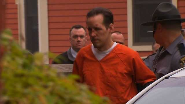 Eric Frein brought to court