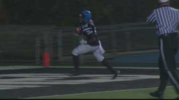 Woodland Hills 41, North Hills 2