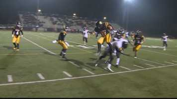 North Allegheny 24, Upper St. Clair 0
