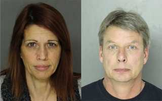 Port Authority bus drivers Juliann Maier and Thomas Frauens were charged in connection with a crash that saw Maier's bus go off Interstate 279 and down a steep embankment.