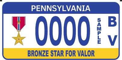 Bronze Star for Valor