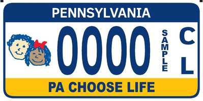 PennsylvaniaChoose Life