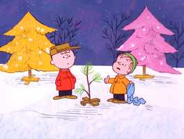 "When Charlie Brown complains about the overwhelming materialism he sees amongst everyone during the Christmas season, Lucy suggests he become director of the school Christmas pageant. Charlie Brown accepts, but it proves to be a frustrating struggle&#x3B; and when an attempt to restore the proper spirit with a forlorn little fir Christmas tree fails, he needs Linus' help to learn what the real meaning of Christmas is. ""A Charlie Brown Christmas"" airs on TUESDAY, DECEMBER 2nd at 8:30pm"