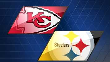 Kansas City Chiefs vs. Pittsburgh Steelers