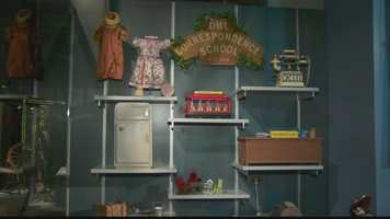 "The Owl Correspondence School from ""Mister Rogers' Neighborhood."""