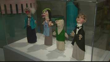 """Characters from """"Mister Rogers' Neighborhood."""""""