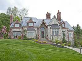 Location: 1505 Fox Chase Lane, Upper Saint Clair, PAWhen the weather warms up you can choose if you'd rather entertain outside or inside in this beautiful $1.39M Upper Stain Clair, PA home. The home is featured onrealtor.com.