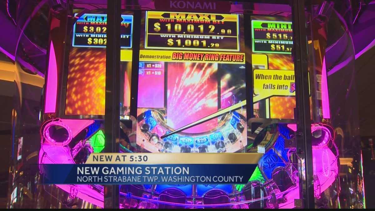 Meadows casino slot machines