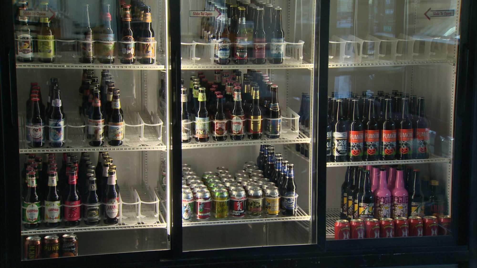 beer cooler bottles