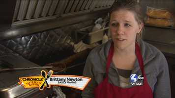 Brittany Newton, Saucy Mammas - @SaucyMamasPgh on Twitter